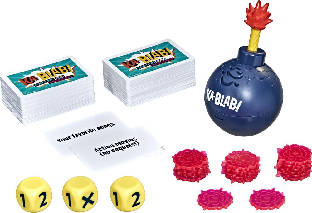 Kablab - Hasbro Gamming - Kablab