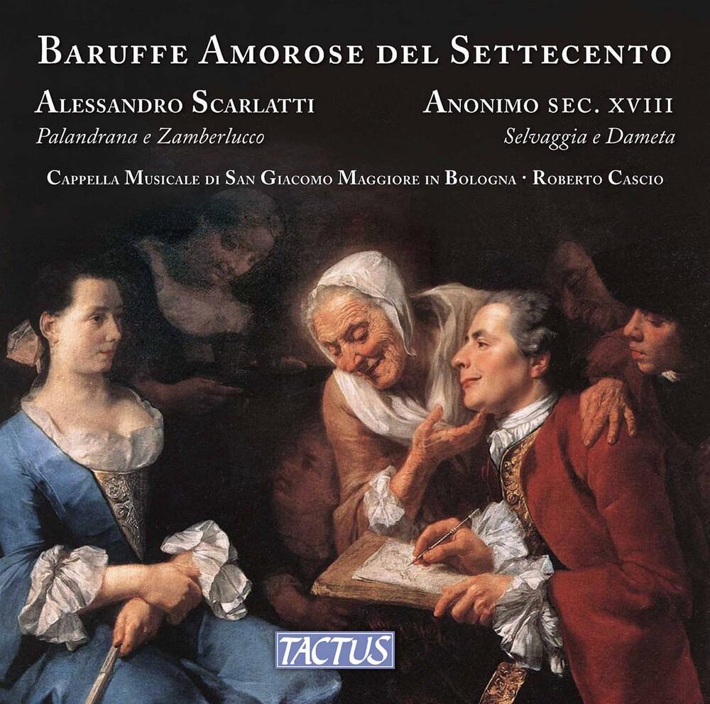 Scarlatti / Cascio - Baruffe Amrose Del Settecento