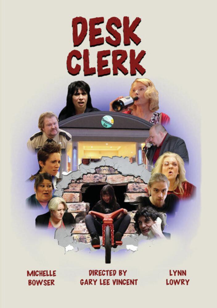 Desk Clerk - Desk Clerk / (Mod)