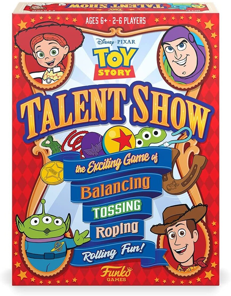 Pixar - FUNKO SIGNATURE GAMES: Disney Toy Story Talent Show