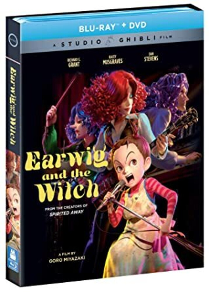 Earwig & the Witch - Earwig & The Witch (2pc) (W/Dvd) / (2pk)