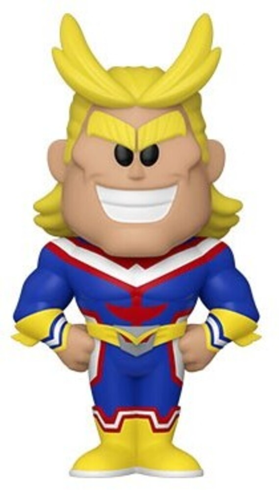 Funko Vinyl Soda: - FUNKO VINYL SODA: My Hero Academia - All Might (Styles May Vary)