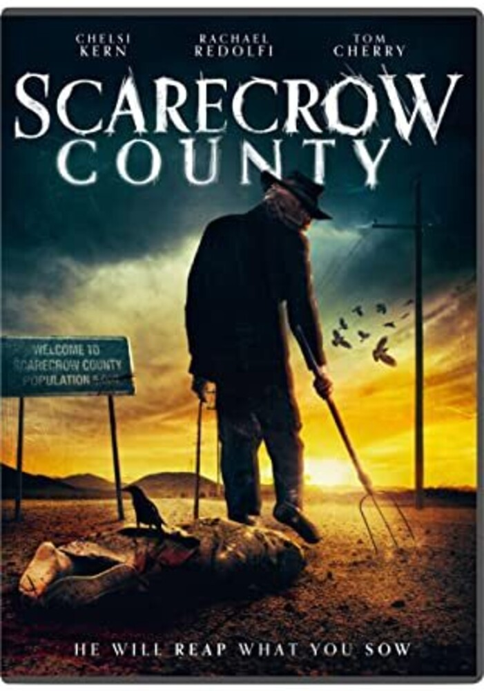 - Scarecrow County Dvd
