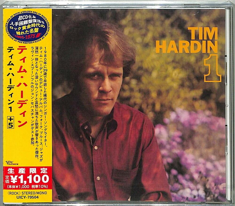 Tim Hardin - Tim Hardin 1 (Bonus Track) [Reissue] (Jpn)