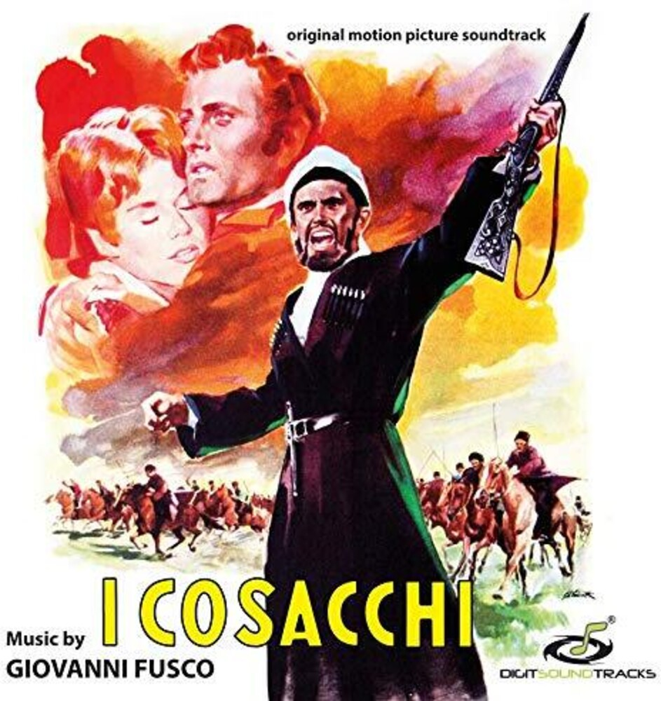 Giovanni Fusco  (Ita) - I Cosacchi (The Cossacks) (Original Motion Picture Soundtrack)