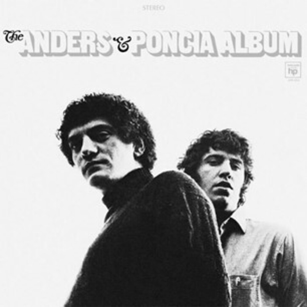 Anders & Poncia - Anders & Poncia Album [Reissue]