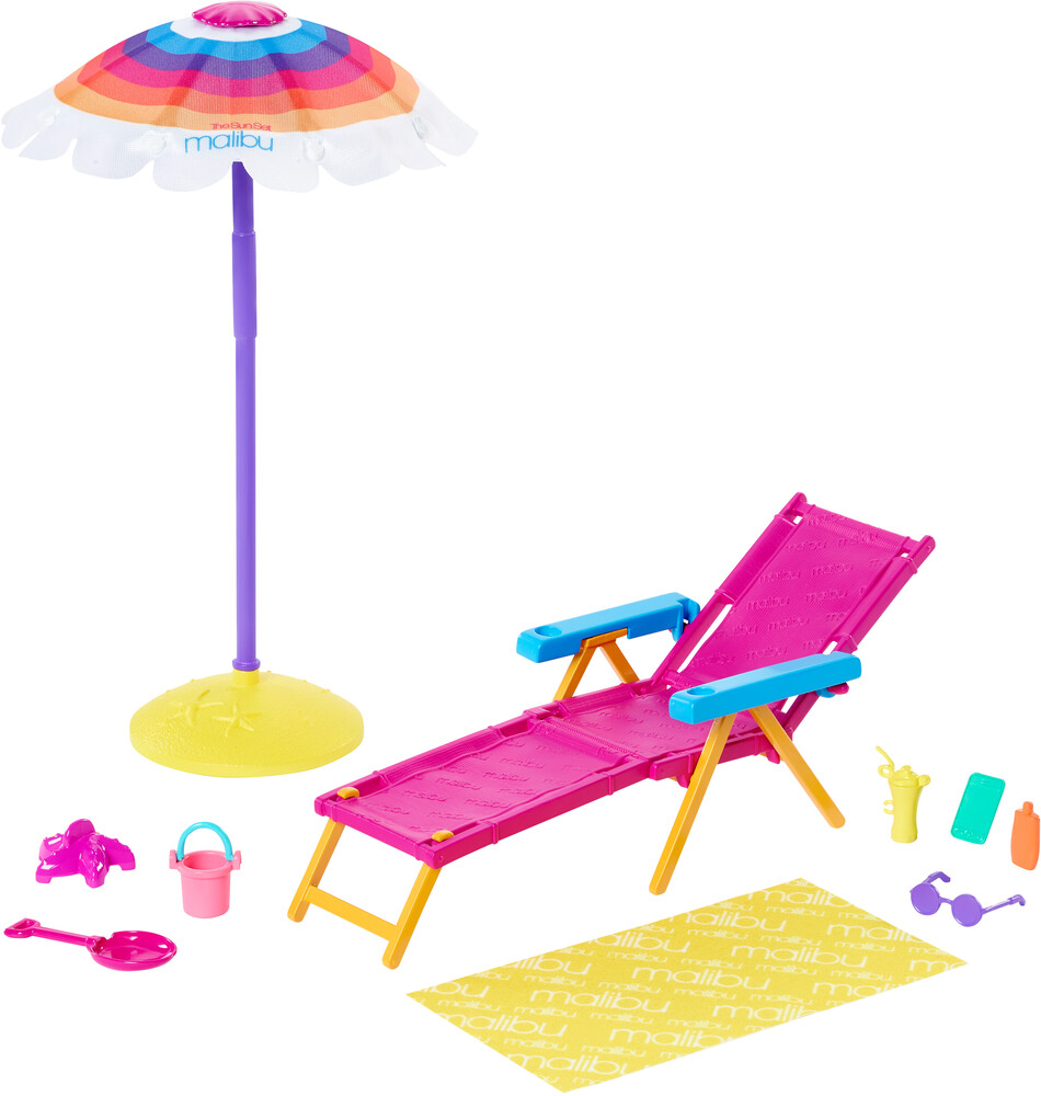 - Mattel - Barbie Loves the Ocean Beach Day Story Starter