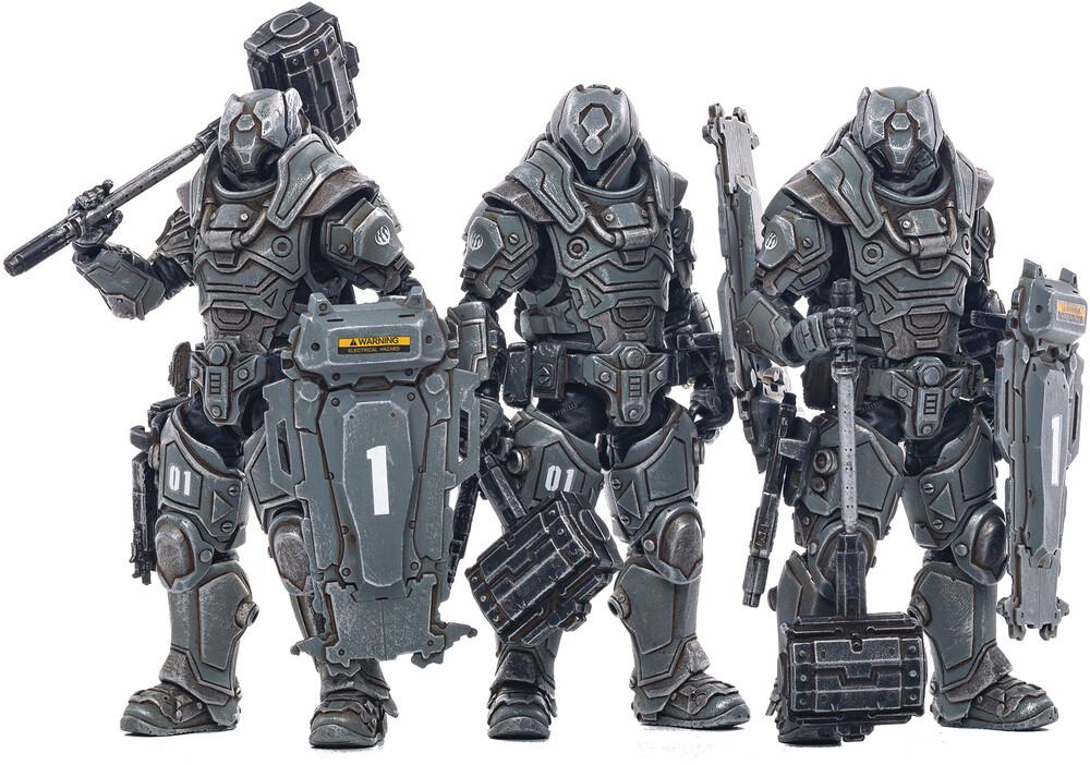 Dark Source Trading - Joy Toy 01st Interstellar Troop Hammer Of Steel 1/