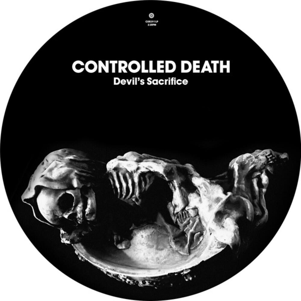 Controlled Death / Mayuko Hino - Split (Pict)