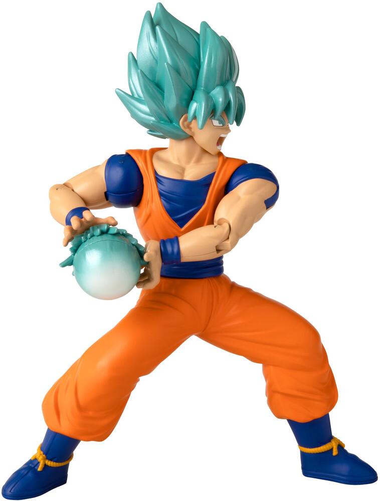- Bandai America - Dragon Ball Super Attack Collection Super Saiyan Blue Goku 7 Figure