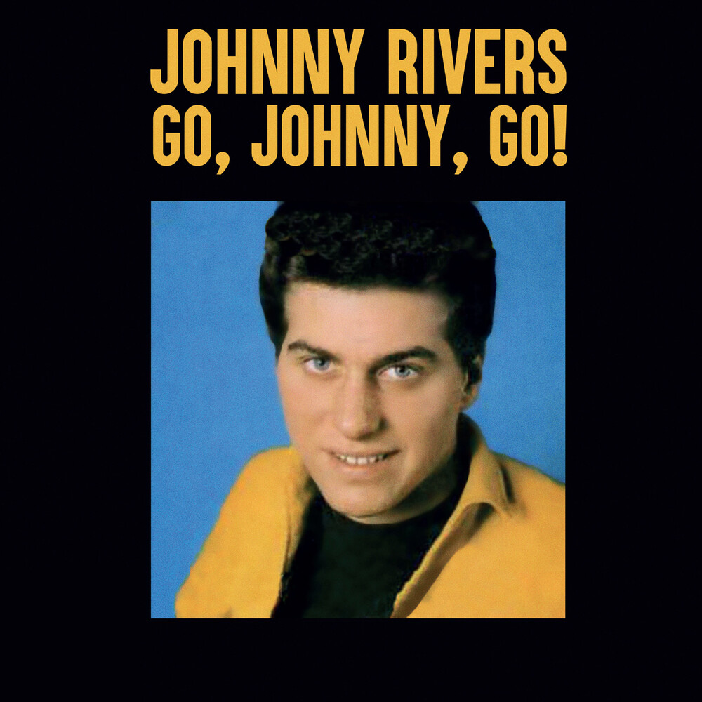 Johnny Rivers - Go, Johnny, Go! (Mod)