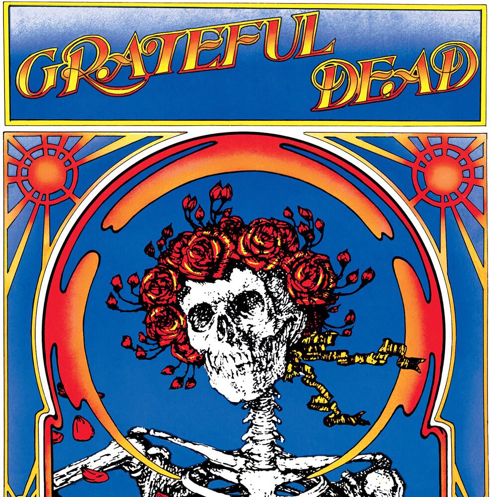 Grateful Dead - Grateful Dead (Skull & Roses) Live (Exp) [Remastered]
