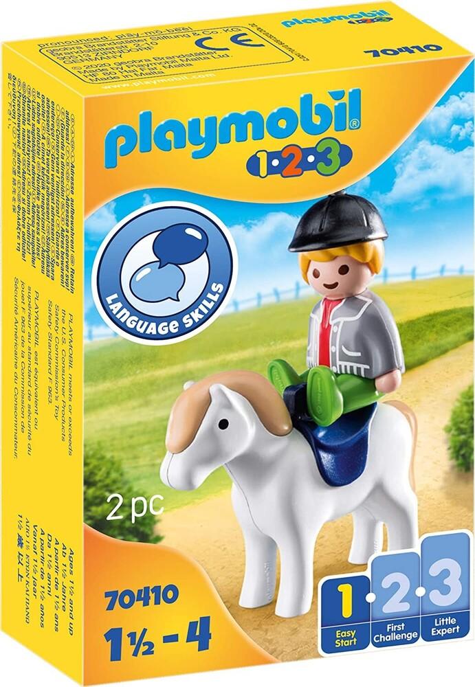 - 123 Boy With Pony (Fig)