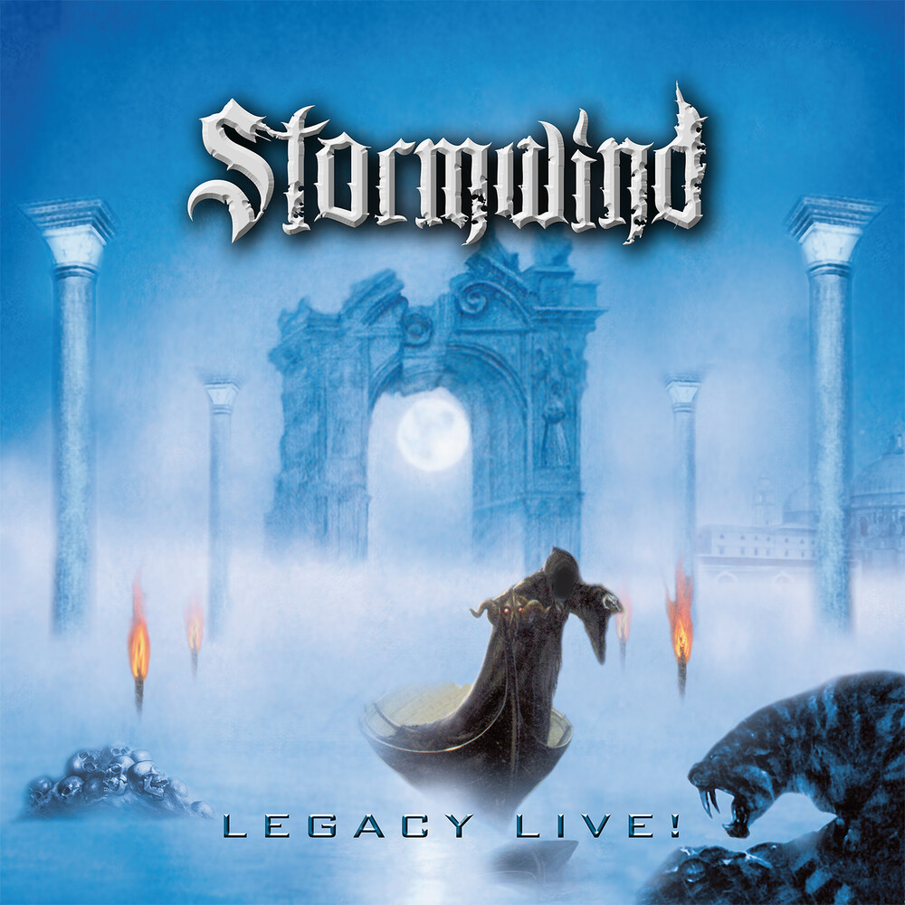 Stormwind - Legacy Live! (Re-Mastered)