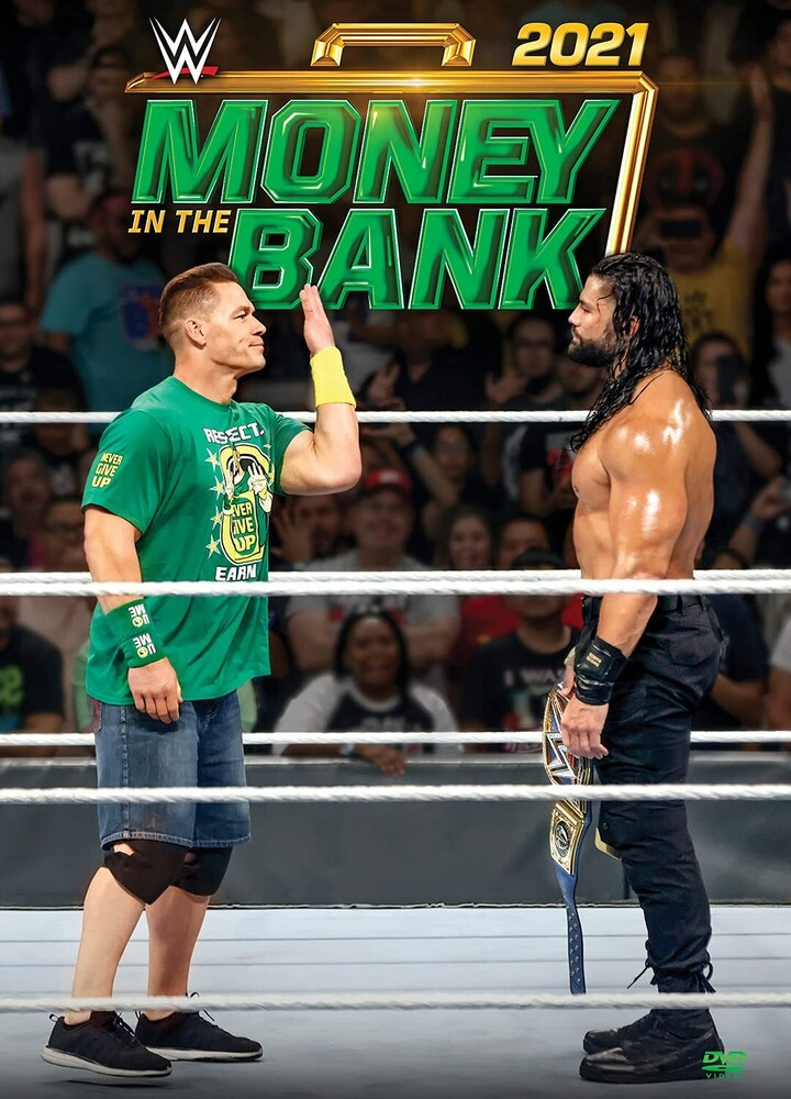 WWE: Money in the Bank 2021 - Wwe: Money In The Bank 2021 (2pc) / (2pk Digc)