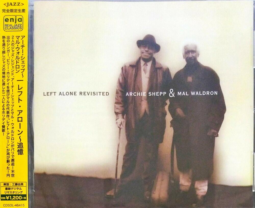 Archie Shepp  / Waldron,Mal - Left Alone Revisited [Reissue] (Jpn)