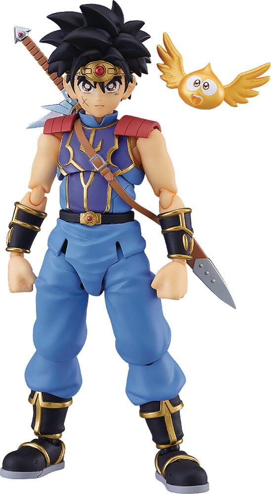 - Dragon Quest Adv Of Dai Dai Figma Af (Afig) (Clcb)