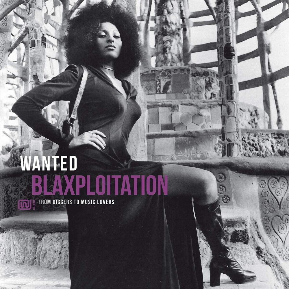 - Wanted Blaxploitation / Various
