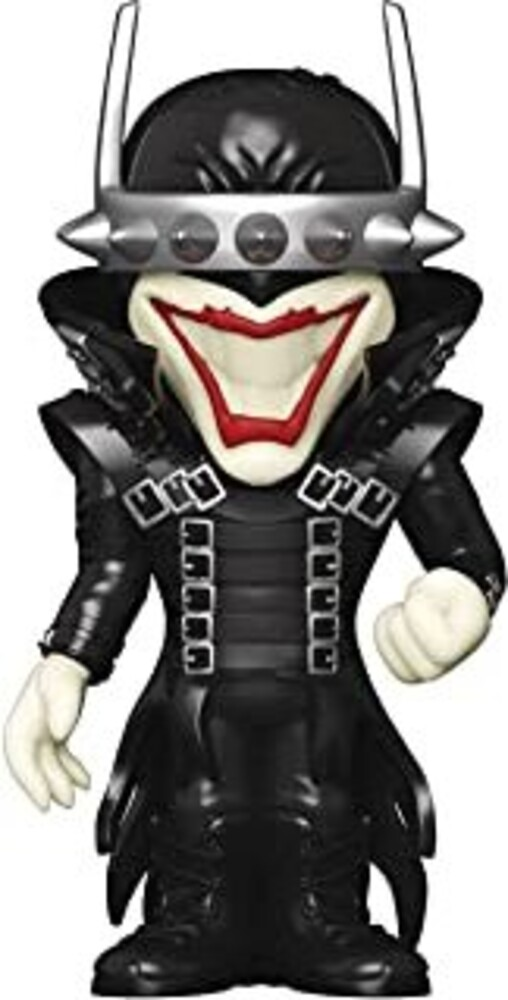 - Pop Vinyl Soda Batman Who Laughs Px Vinyl Figure