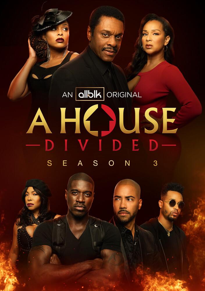 House Divided, a, Season 3 DVD - House Divided, A, Season 3 Dvd (2pc) / (2pk Sub)