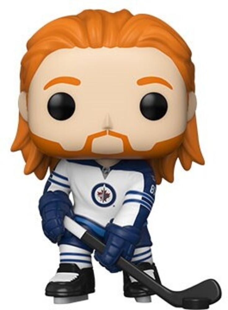 Funko Pop! NHL: - Jets- Kyle Connor (Home Uniform) (Vfig)