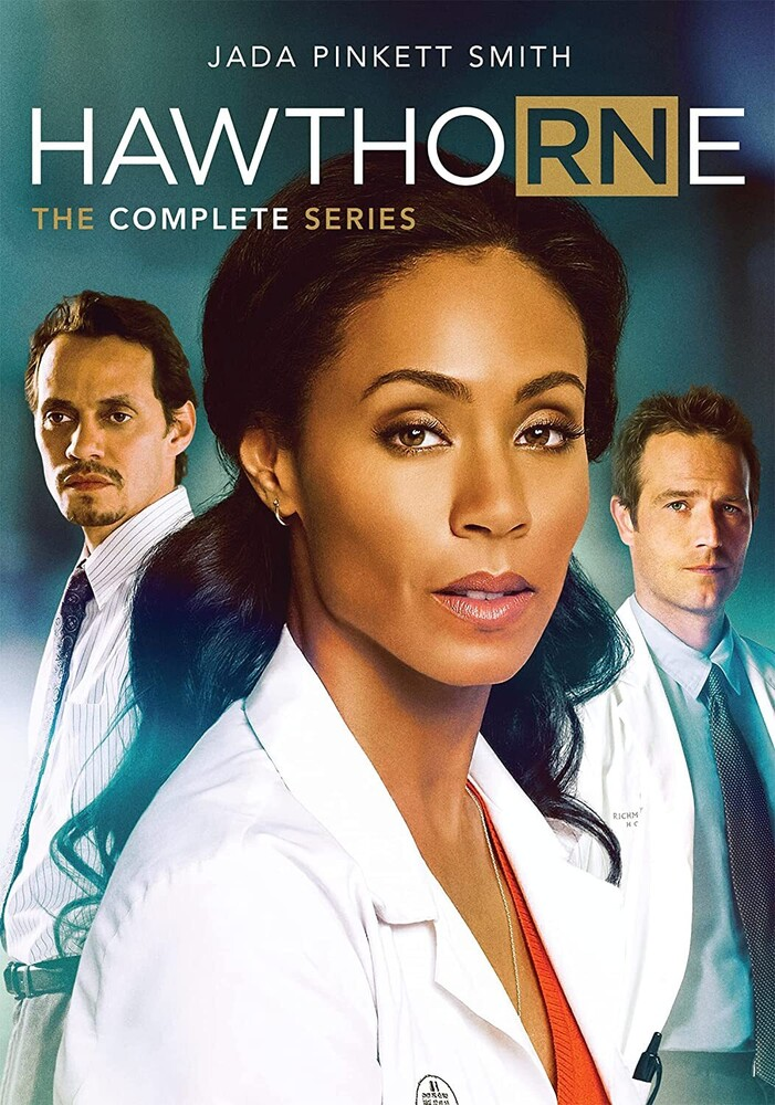 Hawthorne: The Complete Series DVD - Hawthorne: The Complete Series Dvd (6pc) / (Box)