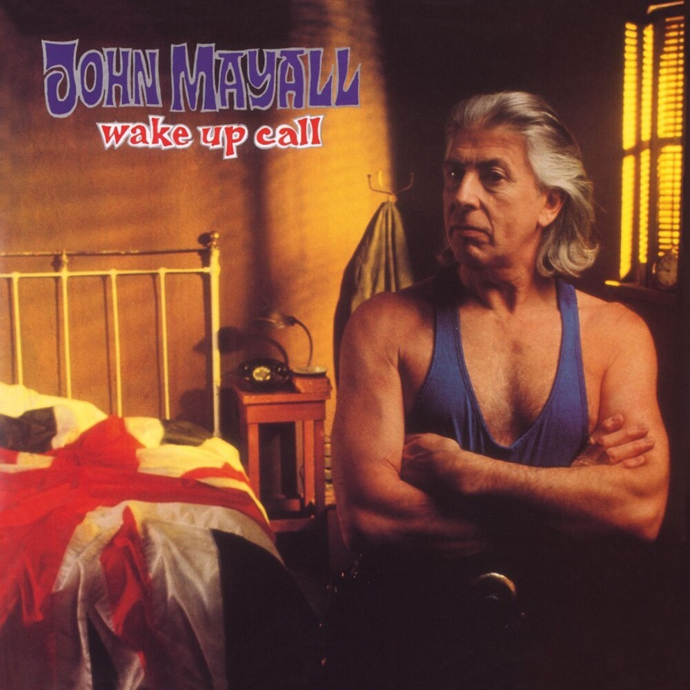 - Wake Up Call [Limited 180-Gram Translucent Blue Colored Vinyl]