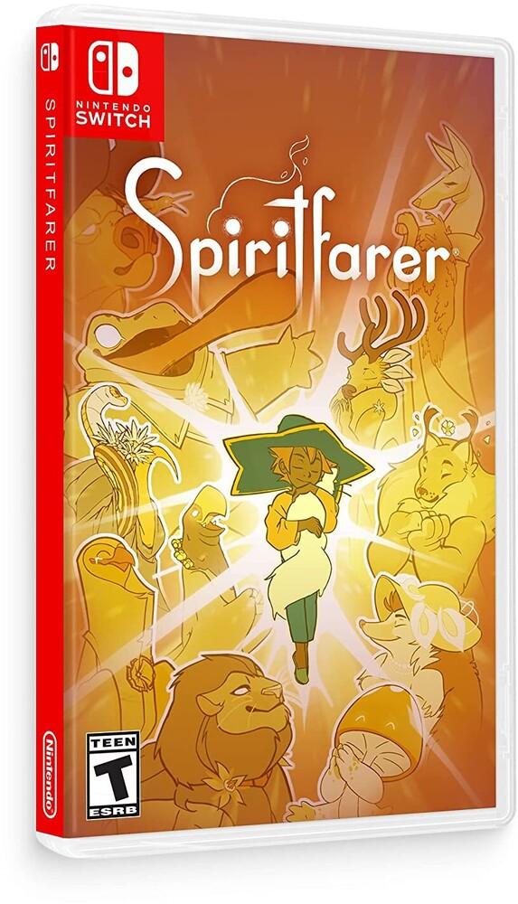 Swi Spiritfarer - Swi Spiritfarer
