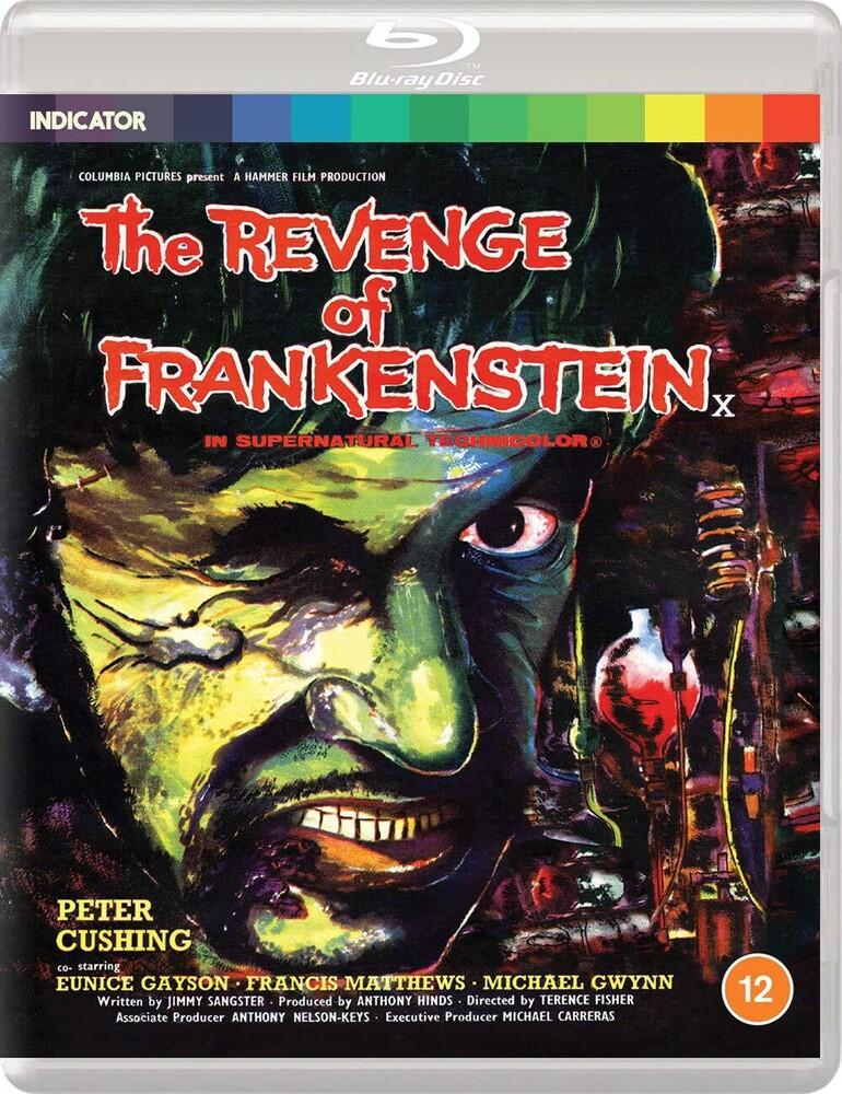 Francis Matthews - Revenge Of Frankenstein / (Uk)
