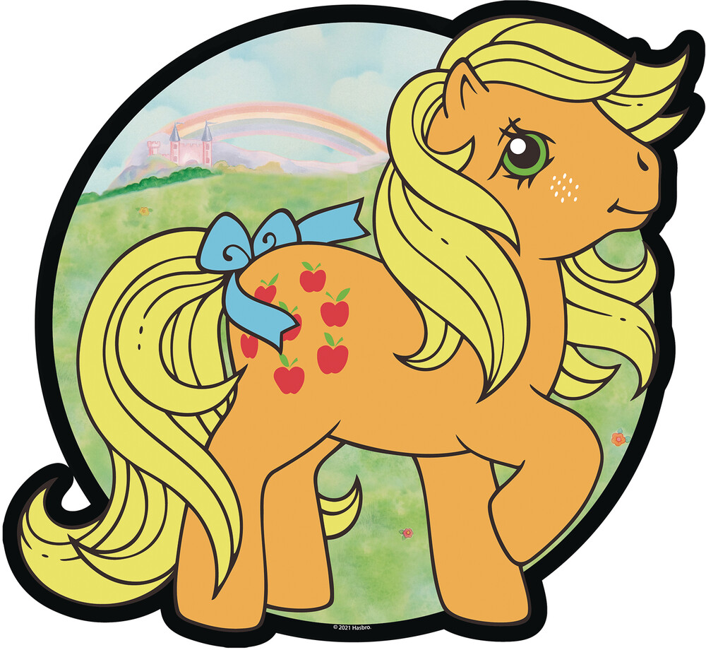 - My Little Pony Applejack Mouse Pad (Onsz)