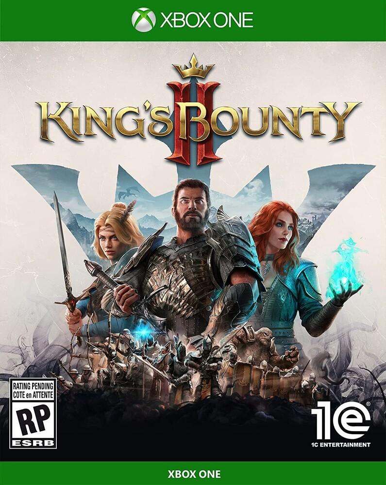 Xb1 Kings Bounty II - Xb1 Kings Bounty Ii