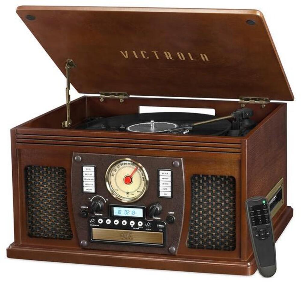 - Victrola Vta600besp Navigator Bt 8/1 Music Ctr Exp