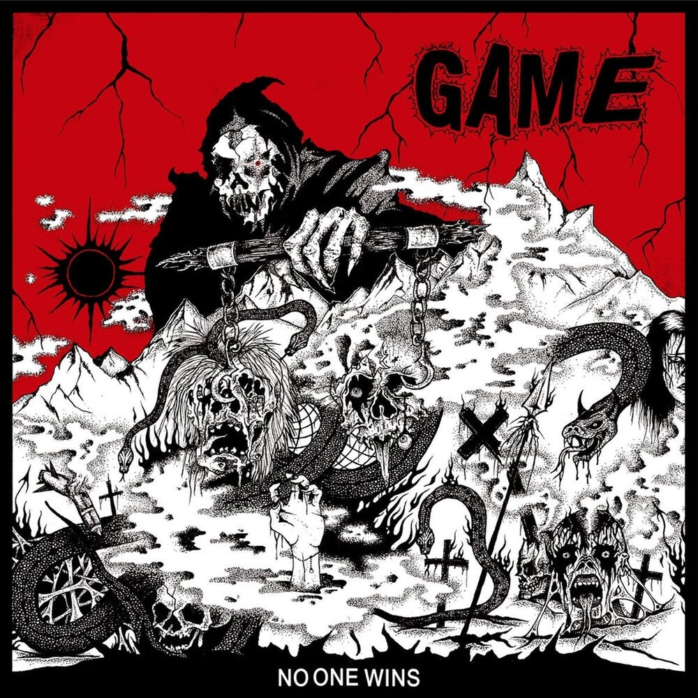 Game - No One Wins (Uk)