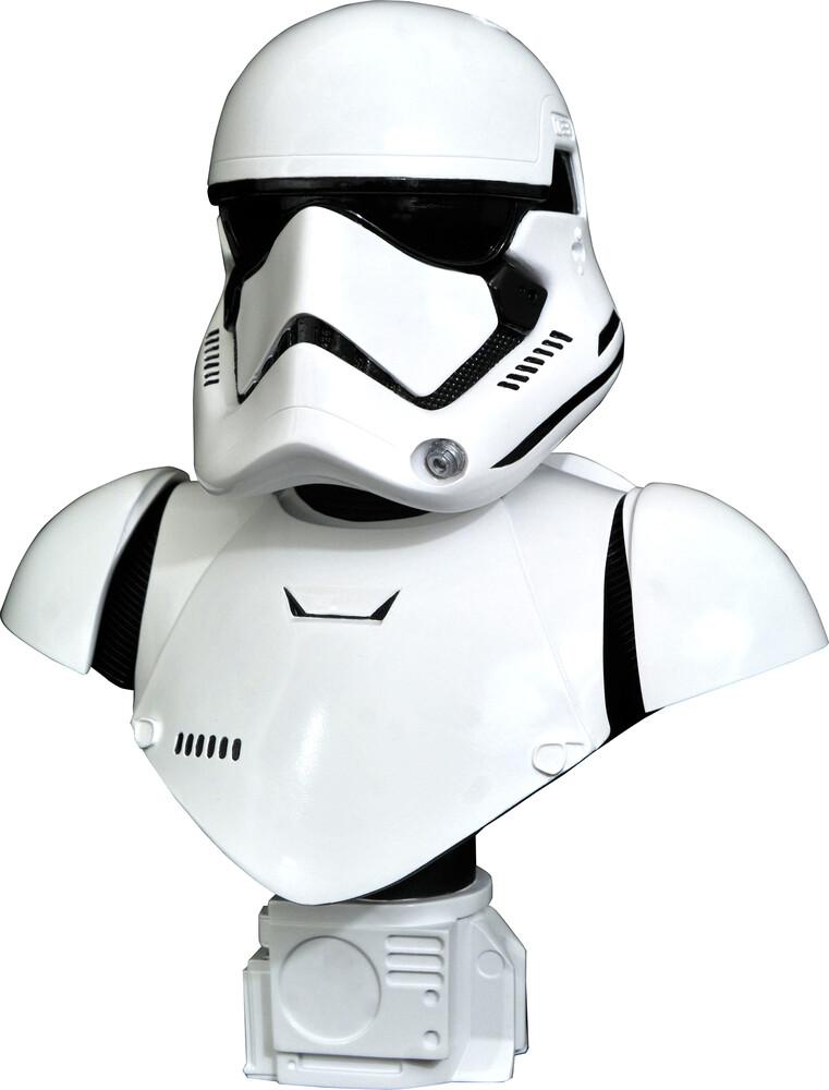 - Sw Tfa First Order Trooper Legends In 3d 1/2 Scale
