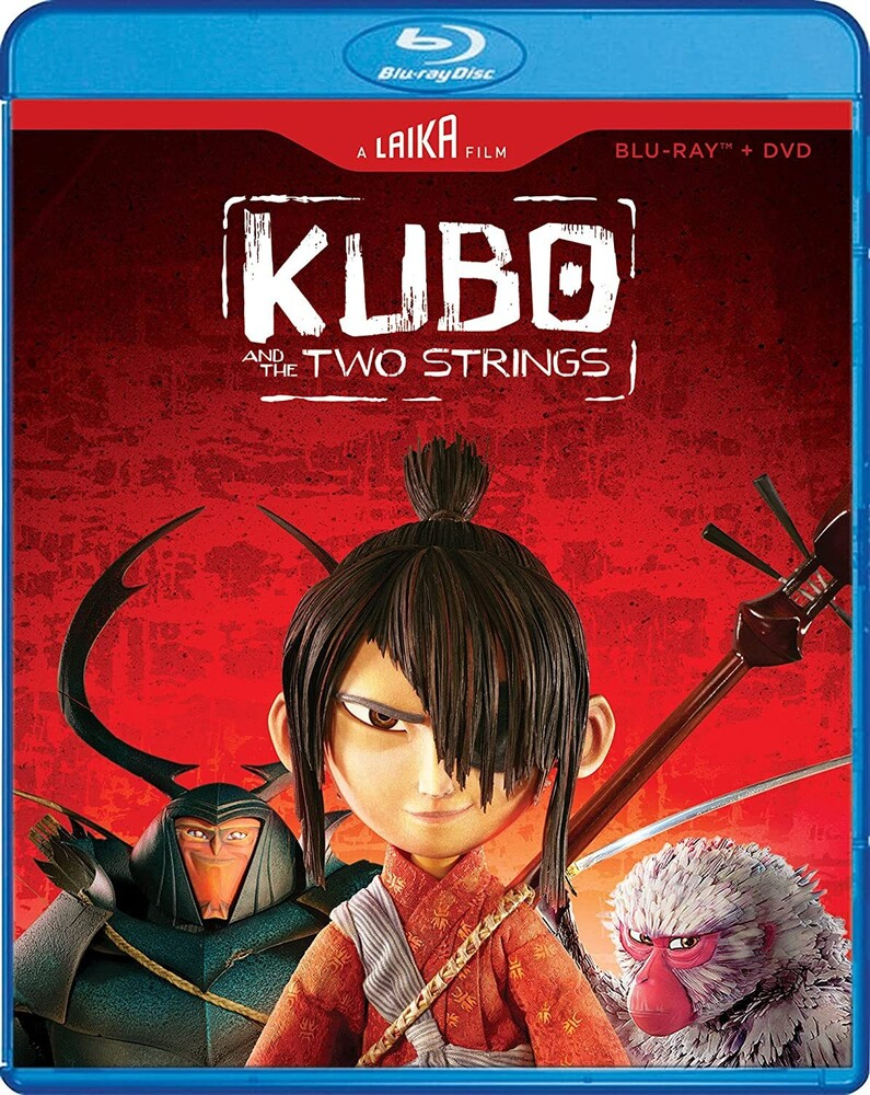 - Kubo & The Two Strings: Laika Edition (2pc)