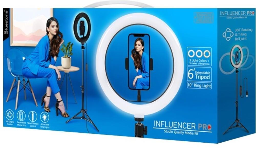 - Bluestone Sk6bk Vlogger Influencer Pro Studio Kit