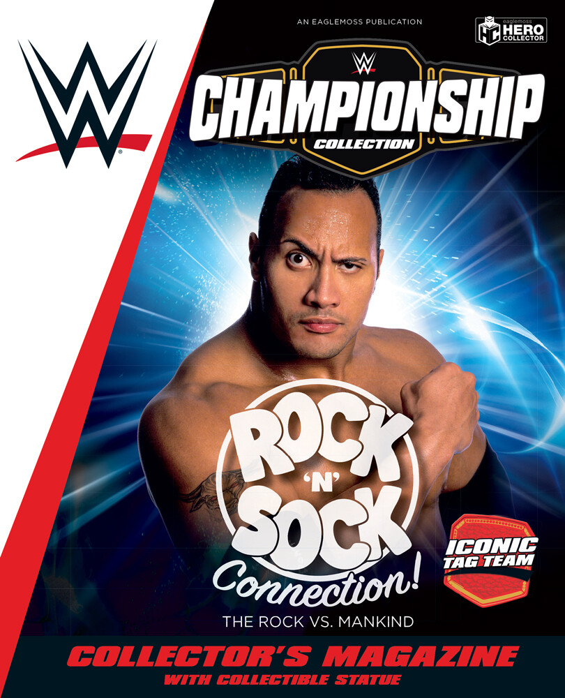 WWE - Wwe - Wwe Iconic Tag Team: Rock 'n' Sock Connectio