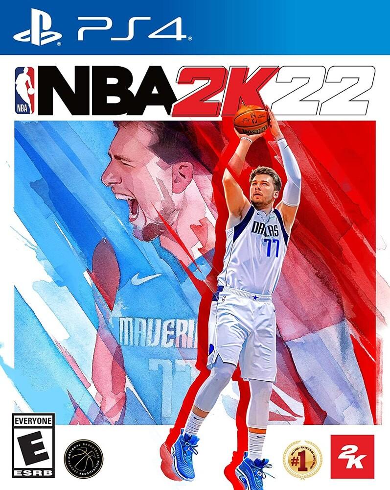 Ps4 NBA 2K22 - NBA 2K22 for PlayStation 4