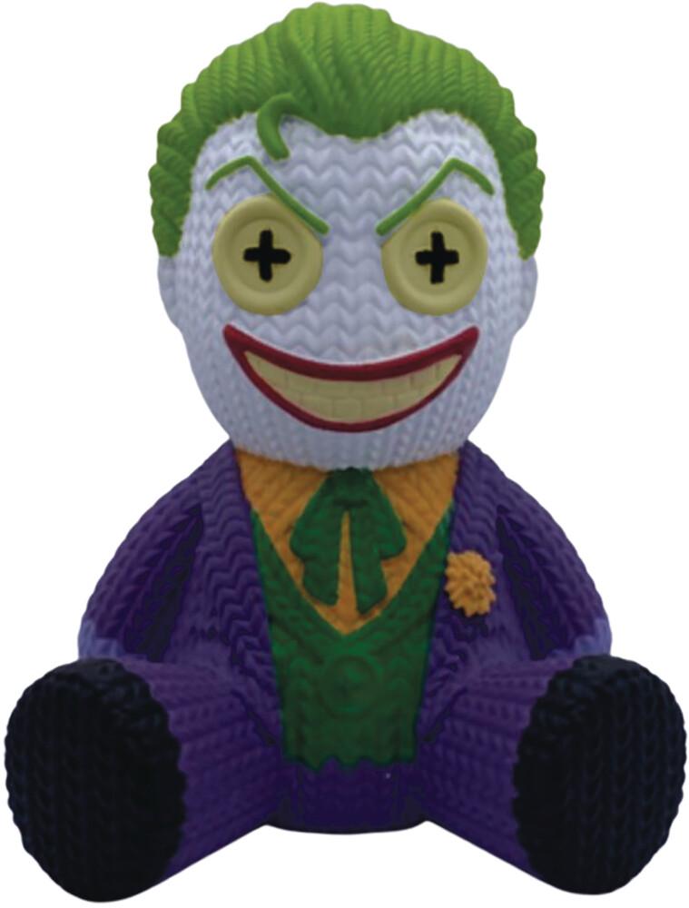 Bensussen Deutch - Dc Comics Joker Hmbr 6in Vinyl Fig (Net) (Clcb)