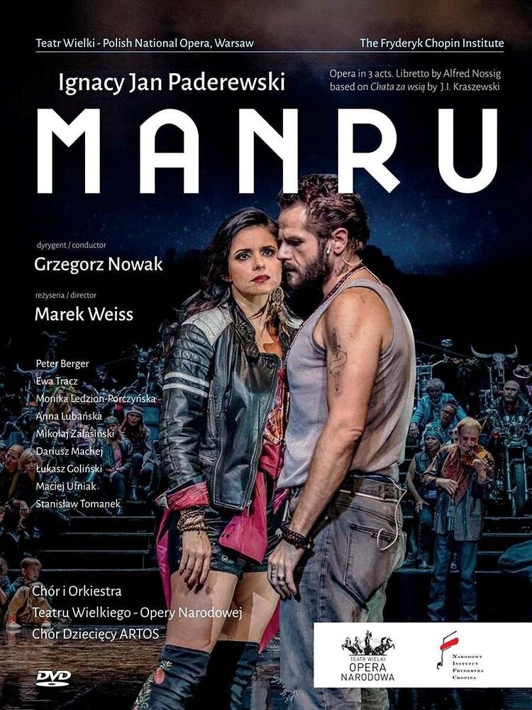 Polish National Opera - Manru