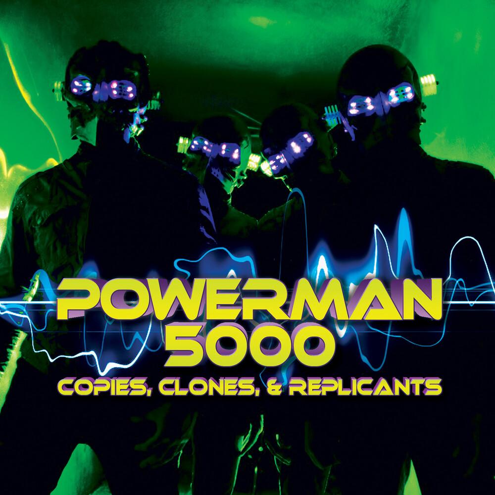 Powerman 5000 - Copies Clones & Replicants [Digipak]