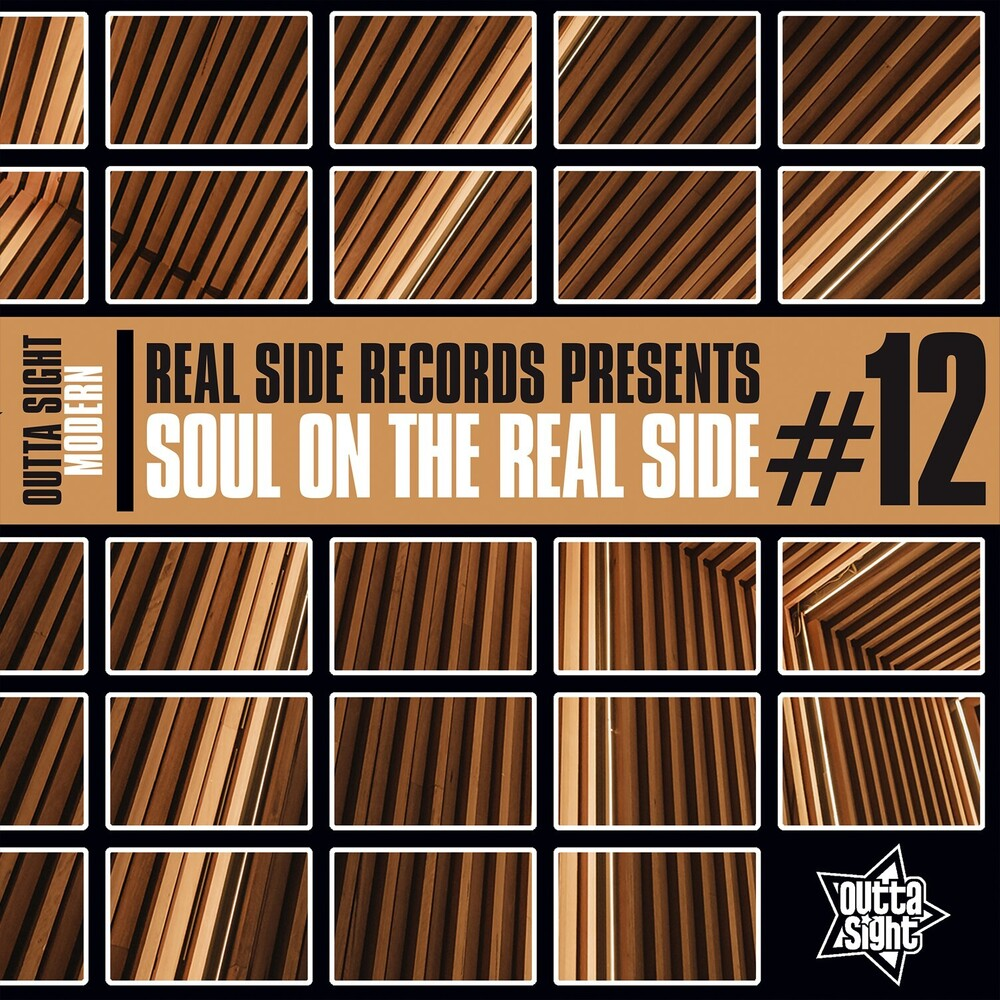 Various Artists - Soul On The Real Side Vol 12 / Various