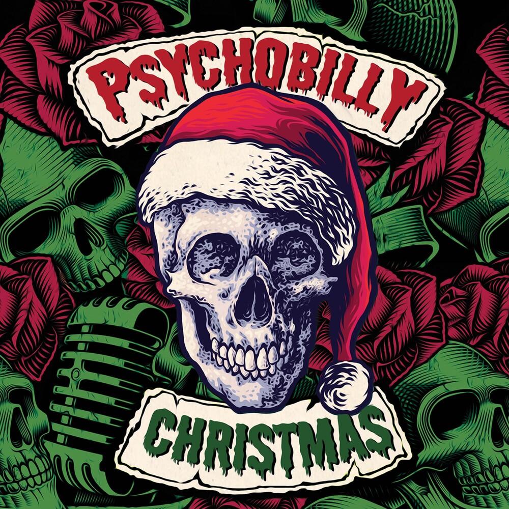Reverend Horton Heat / Tabaltix / Los Gatos Locos - Psychobilly Christmas