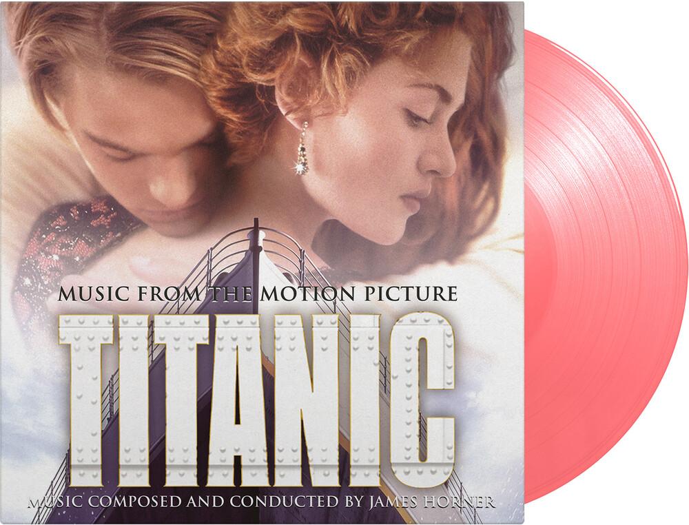 James Horner  / Dion,Celine (Colv) (Gate) (Ltd) - Titanic / O.S.T. [Colored Vinyl] (Gate) [Limited Edition] [180 Gram] (Pnk)