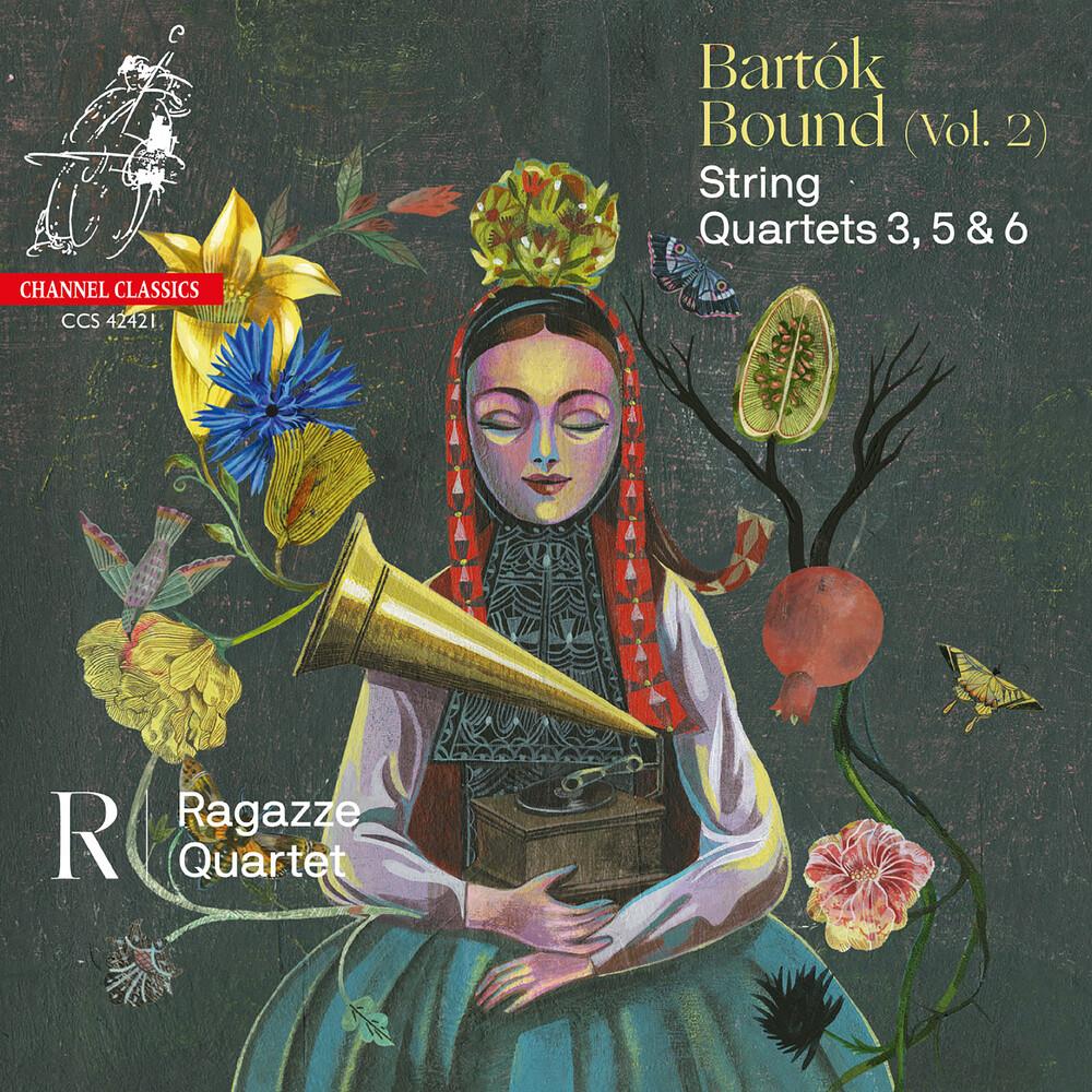 Ragazze Quartet - Bartok Bound Vol. 2