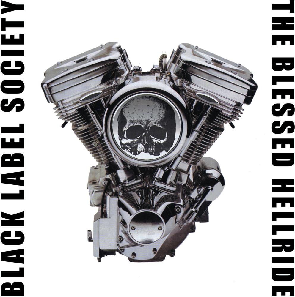 Black Label Society - Blessed Hellride (Opaque White Vinyl) [Colored Vinyl] [180 Gram]