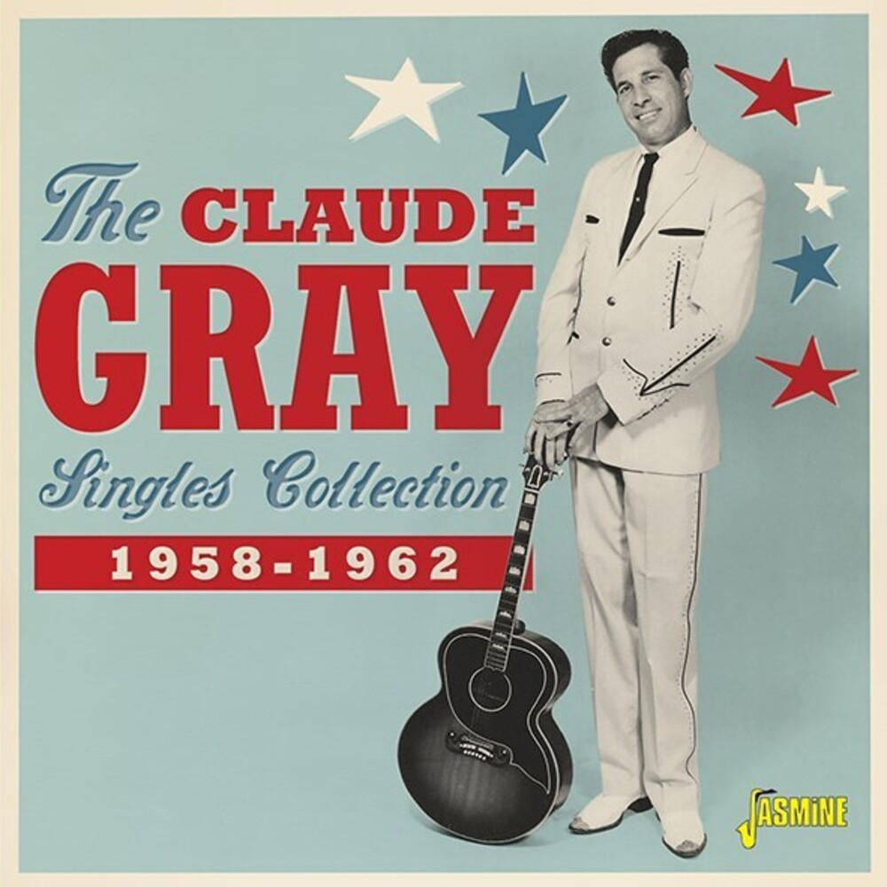 Claude Gray - Singles Collection 1958-1962 (Uk)