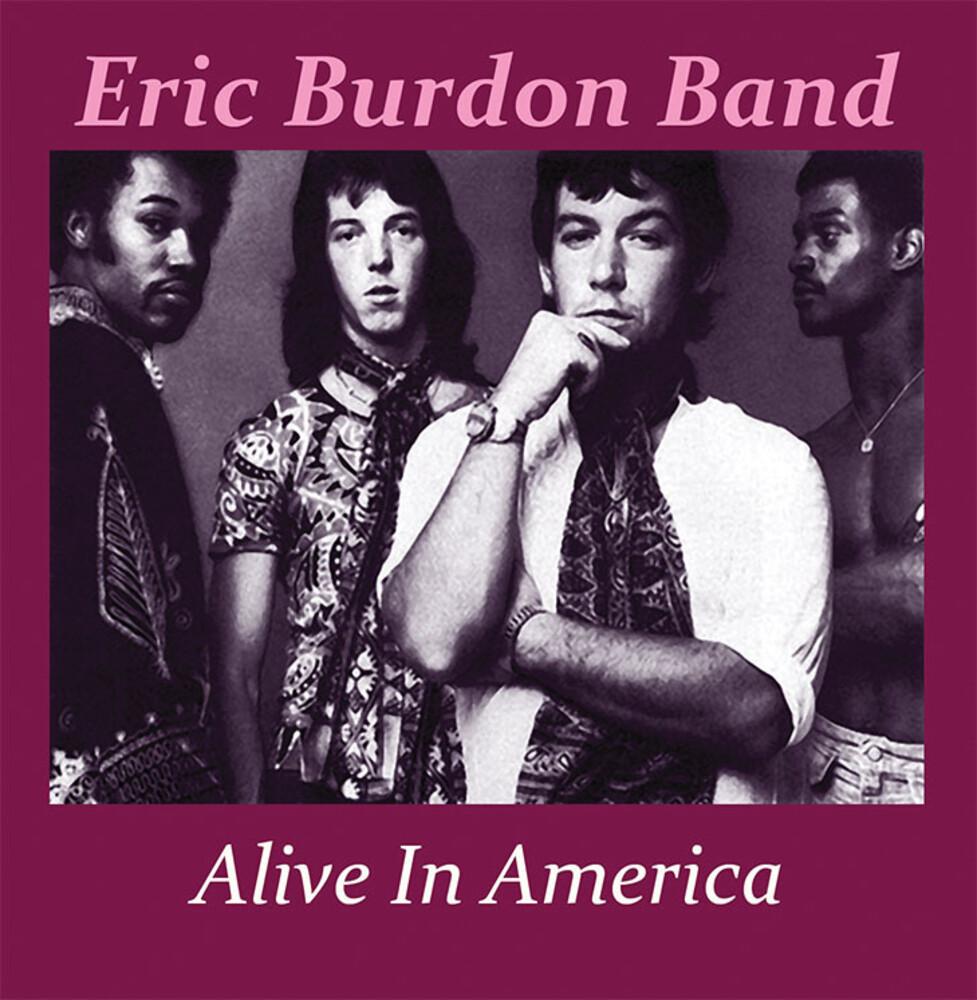 Eric Burdon - Alive In America 1974