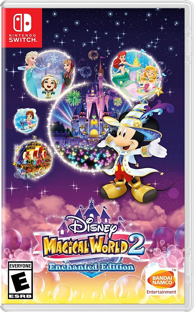 Swi Disney Magical World 2: Enchanted Ed - Swi Disney Magical World 2: Enchanted Ed