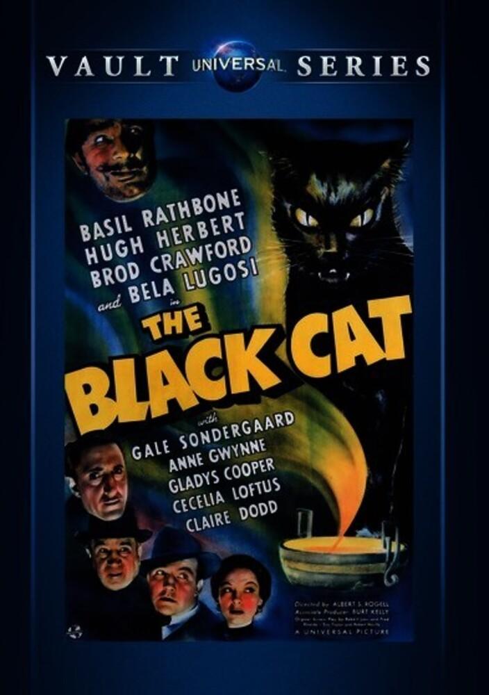 Black Cat (1941) - The Black Cat